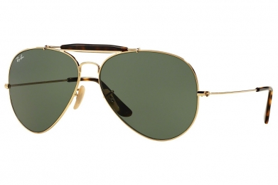 RAY-BAN OUTDOORSMAN HAVANA COLLECTION S-RAY 3029-181(62IT)