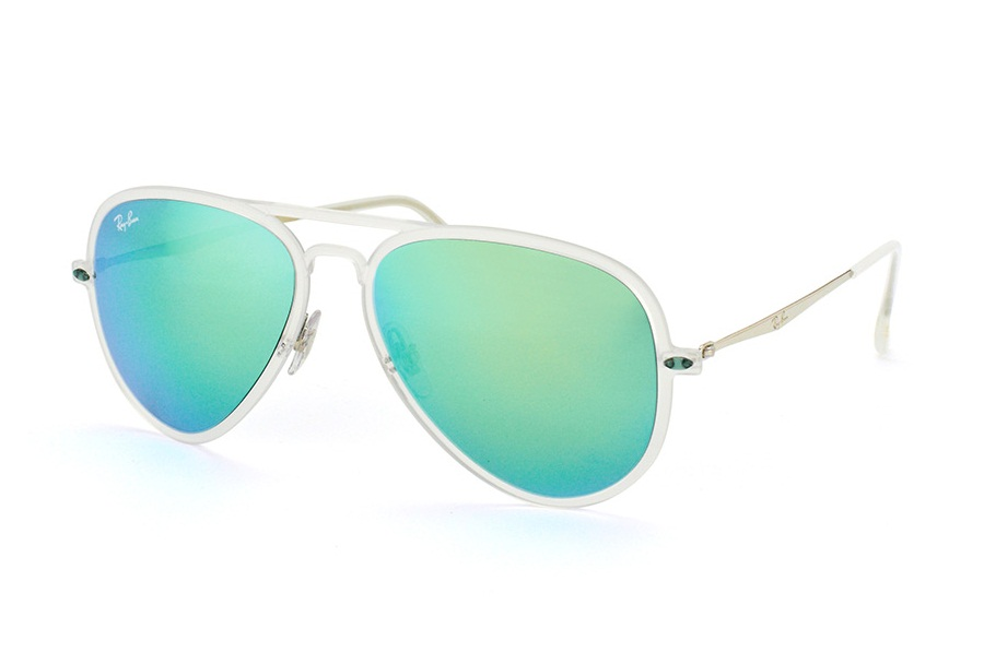 RAY-BAN AVIATOR LIGHT RAY II S-RAY 4211-646/3R(56IT)