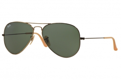 RAY-BAN AVIATOR DISTRESSED S-RAY 3025-177(58IT)