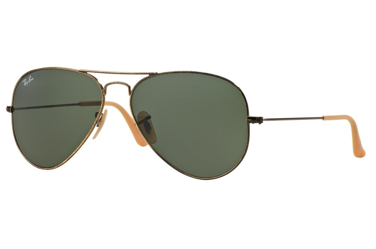 RAY-BAN AVIATOR DISTRESSED S-RAY 3025-177(62IT)