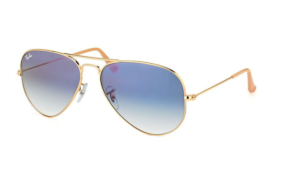RAY-BAN AVIATOR GRADIENT S-RAY 3025-001/3F(62IT)