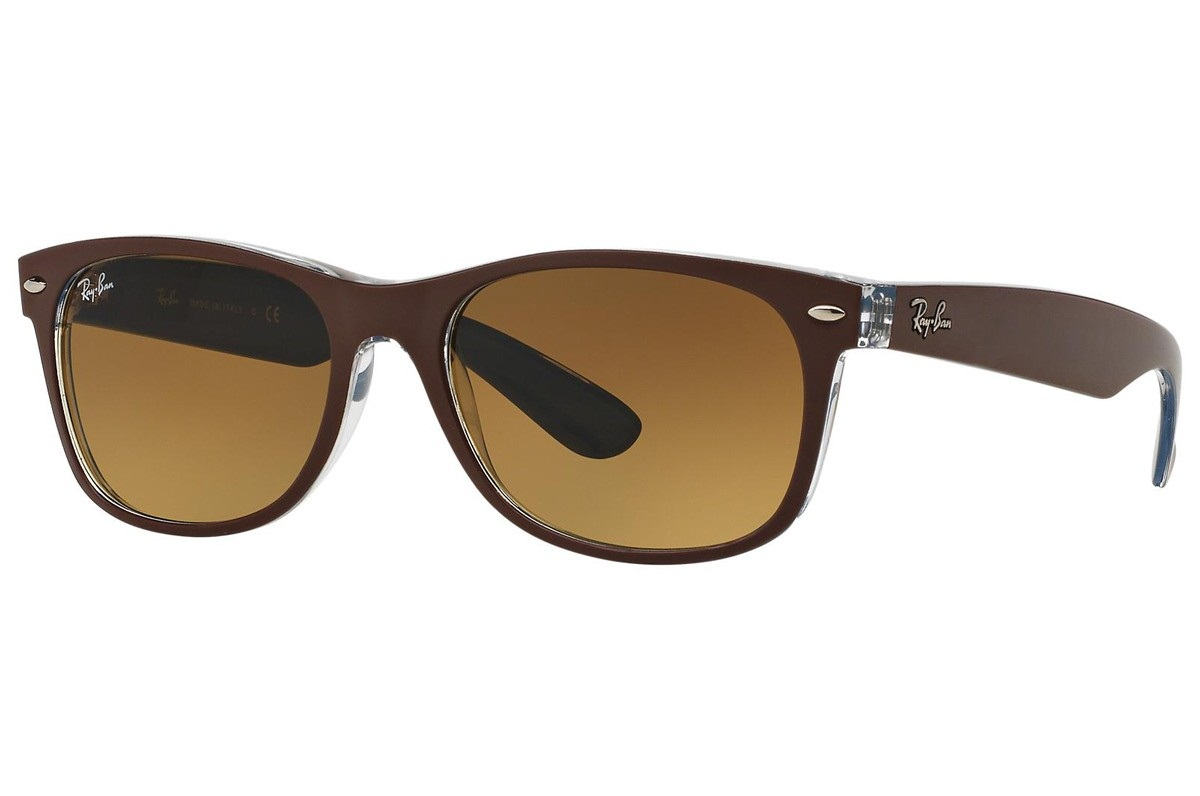 RAY-BAN NEW WAYFARER S-RAY 2132F-6189/85(55IT)