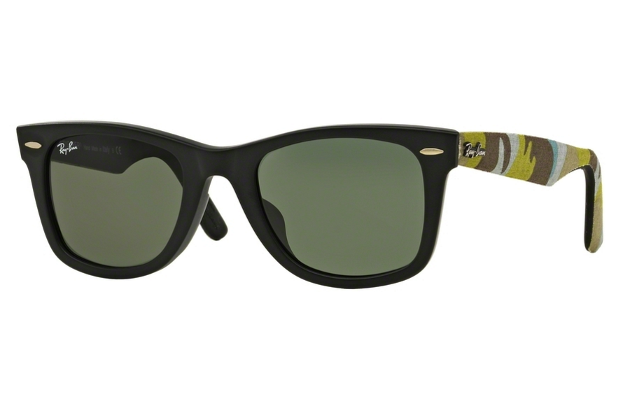 RAY-BAN ORIGINAL WAYFARER URBAN CAMOUFLAGE S-RAY 2140F-1155(52IT)