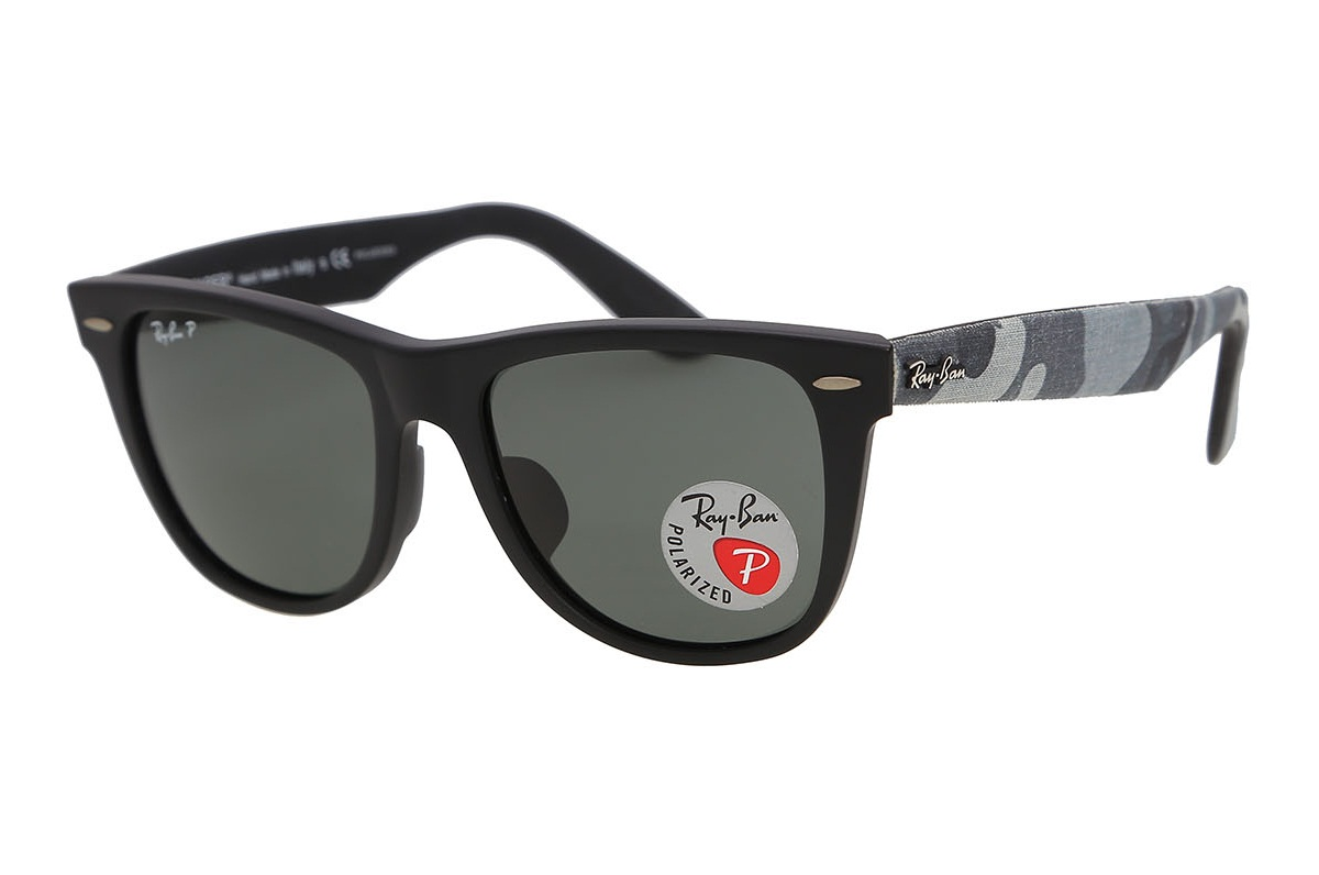 RAY-BAN ORIGINAL WAYFARER URBAN CAMOUFLAGE S-RAY 2140F-1156/58(52IT)