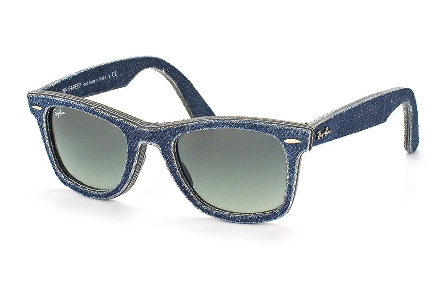 RAY-BAN ORIGINAL WAYFARER DENIM S-RAY 2140F-1163/71(52IT)