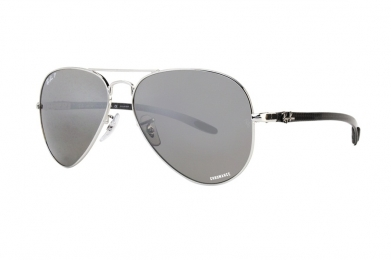 RAY-BAN CHROMANCE AVIATOR RB8317CH-003/5J(58IT)