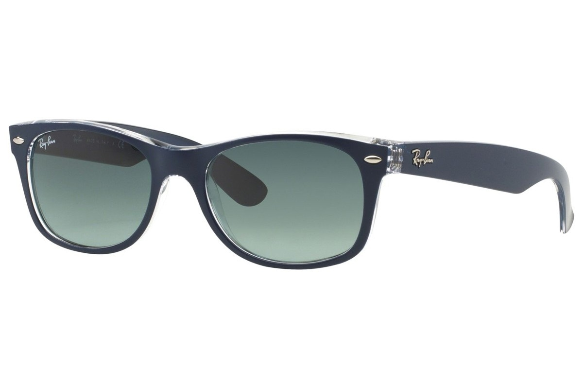 RAY-BAN NEW WAYFARER COLOR MIX S-RAY 2132F-6053/71(55IT)