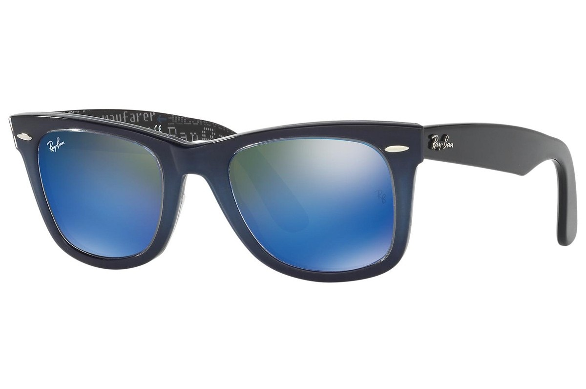 RAY-BAN ORIGINAL WAYFARER PIXEL S-RAY 2140F-1203/68(52IT)