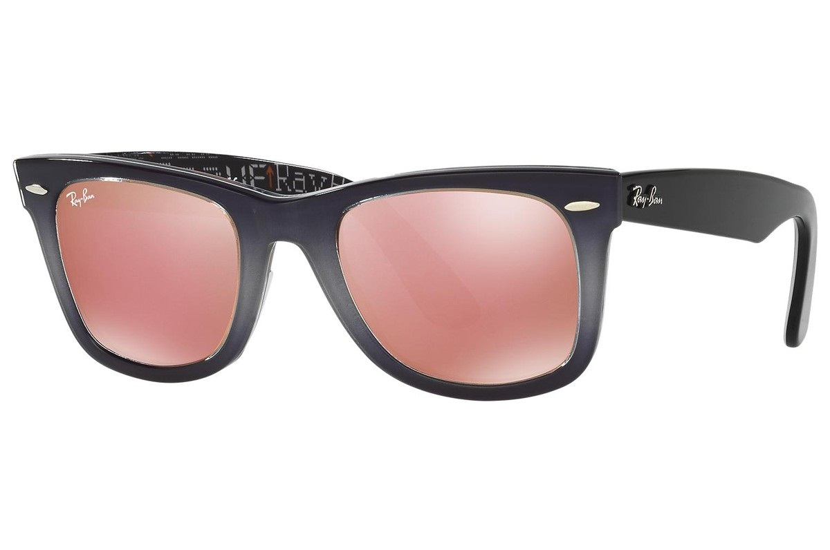 RAY-BAN ORIGINAL WAYFARER PIXEL S-RAY 2140F-1201/Z2(52IT)
