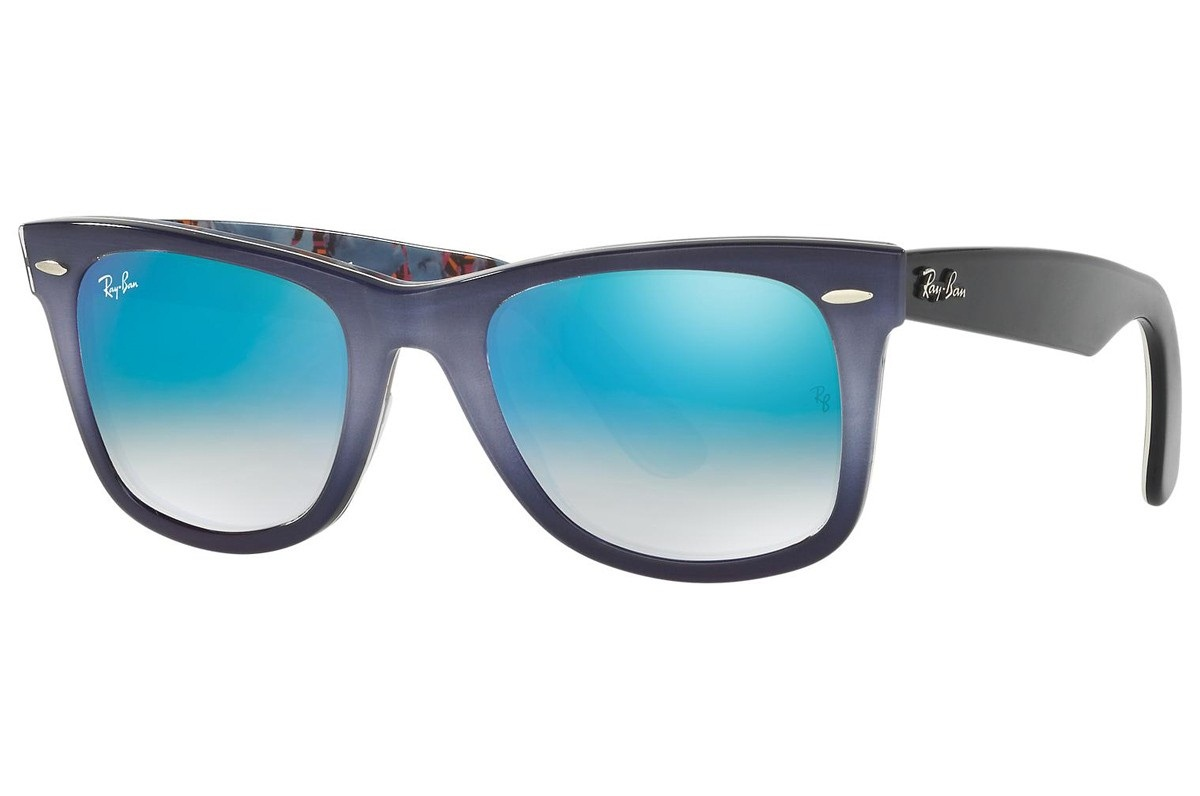 RAY-BAN ORIGINAL WAYFARER FLORAL S-RAY 2140F-1198/4O(52IT)