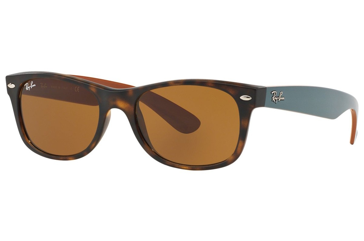 RAY-BAN NEW WAYFARER BICOLOR S-RAY 2132F-6179(55IT)