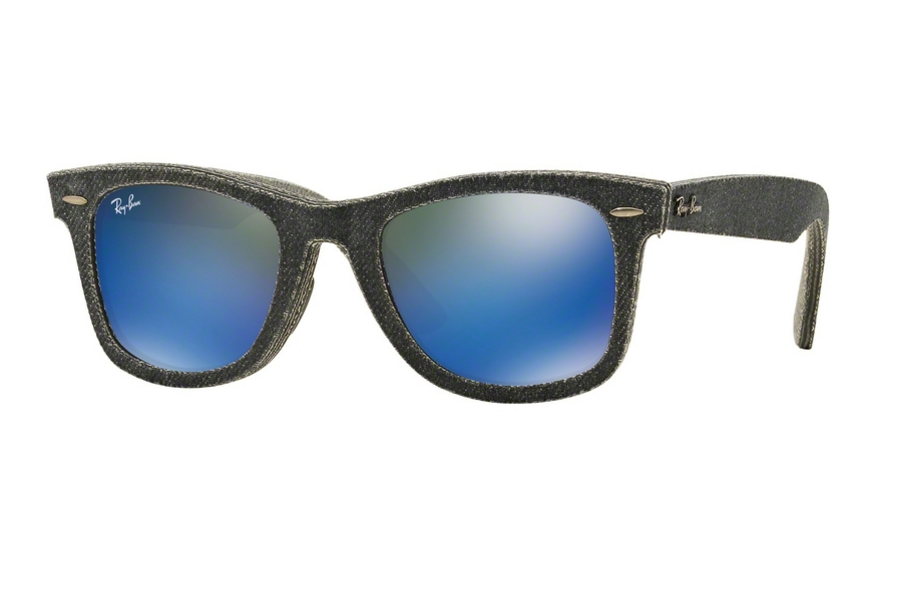 RAY-BAN ORIGINAL WAYFARER DENIM S-RAY 2140F-1192/68(52IT)