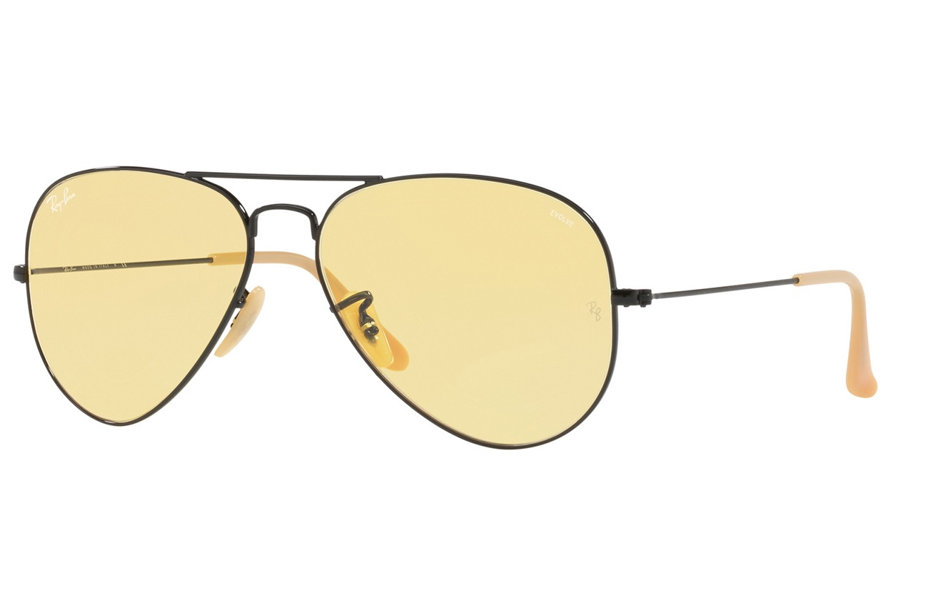 RAY-BAN AVIATOR EVOLVE S-RAY 3025-9066/4A(55IT)