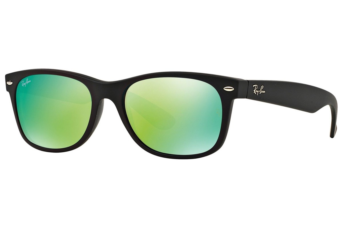 RAY-BAN NEW WAYFARER FLASH S-RAY 2132F-622/19(55IT)