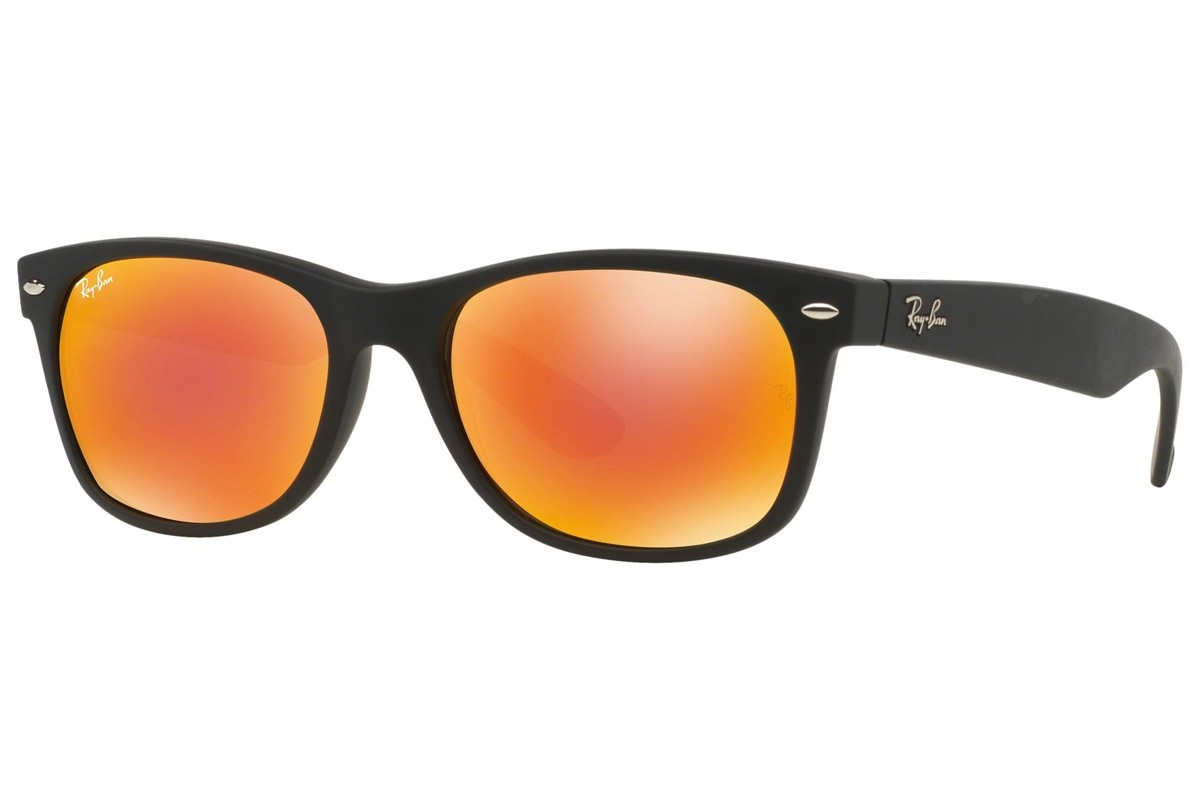 RAY-BAN NEW WAYFARER FLASH S-RAY 2132F-622/69(55IT)