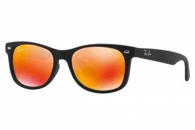 RAY-BAN NEW WAYFARER JUNIOR S-RAY 9052S-100S/6Q(48CN)