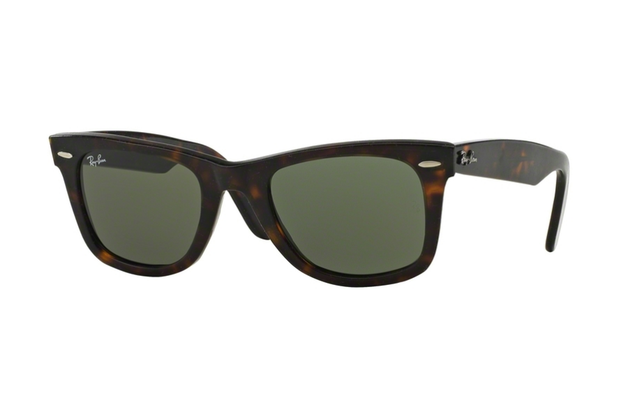 RAY-BAN ORIGINAL WAYFARER DISTRESSED S-RAY 2140F-1185(52IT)