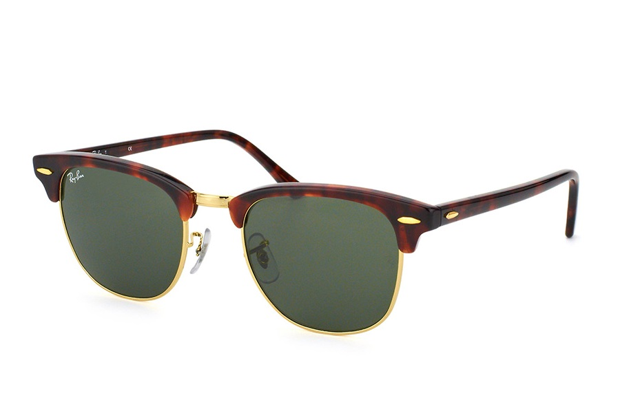 RAY-BAN CLUBMASTER CLASSIC S-RAY 3016F-W0366(55CN)