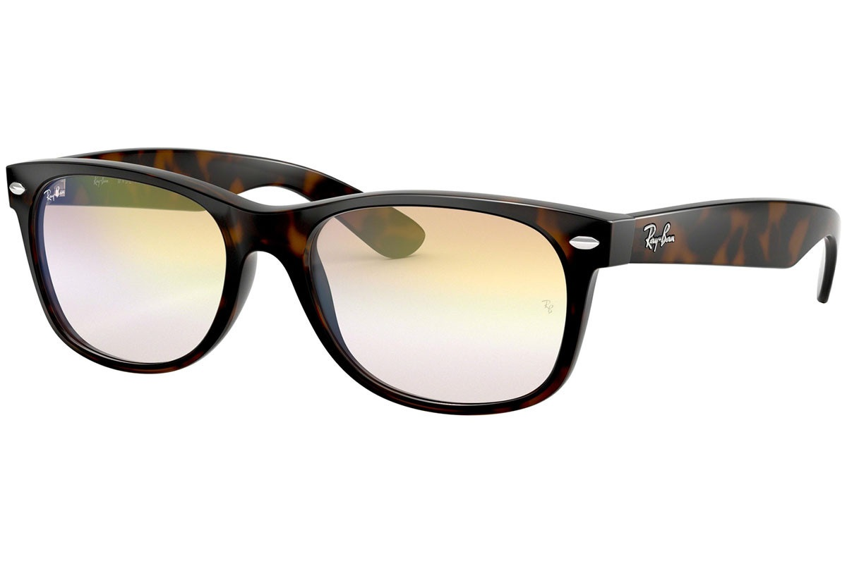 RAY-BAN NEW WAYFARER S-RAY 2132F-710/Y0(55IT)