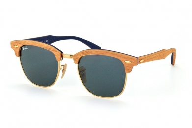 RAY-BAN CLUBMASTER WOOD S-RAY 3016M-1180/R5(51IT)