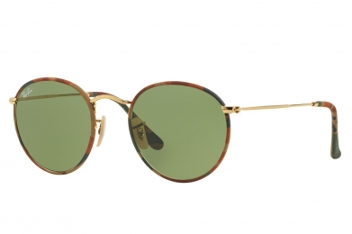 RAY-BAN ROUND CAMOUFLAGE S-RAY 3447JM-168/4E(50CN)