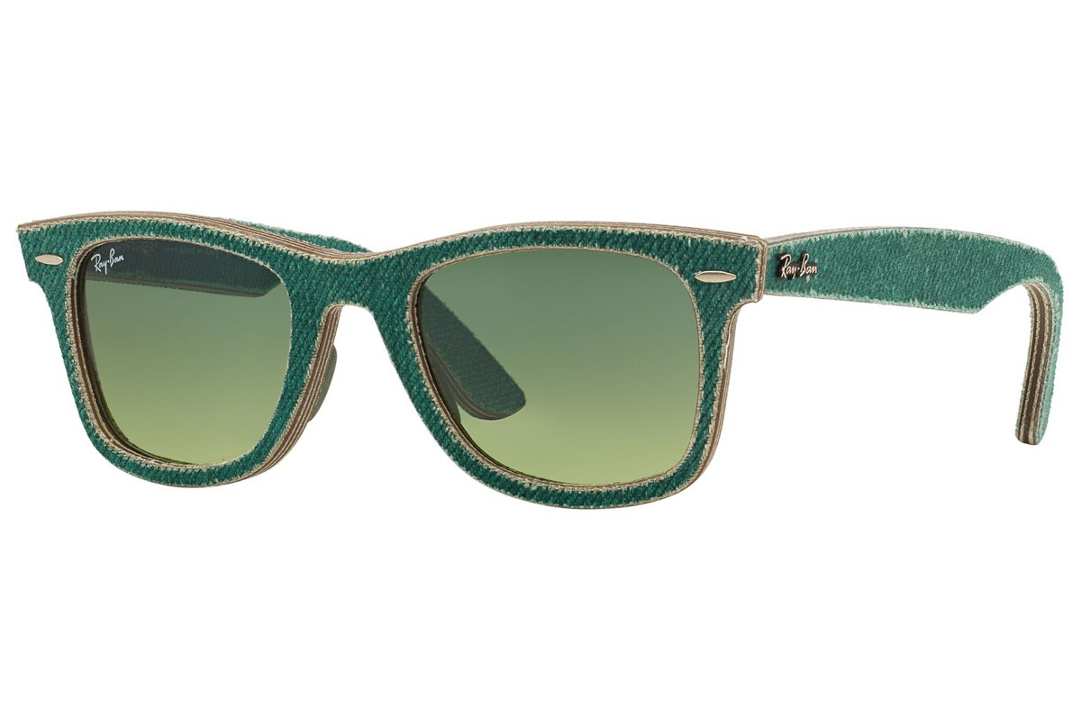RAY-BAN ORIGINAL WAYFARER DENIM S-RAY 2140F-1166/3M(52IT)