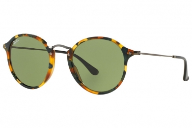 RAY-BAN ROUND FLECK S-RAY 2447F-1159/4E(49IT)