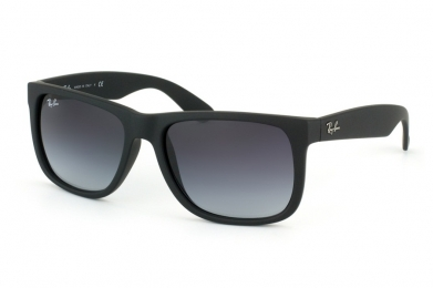 RAY-BAN JUSTIN CLASSIC S-RAY 4165F-622/8G(54IT)