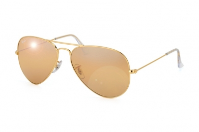 RAY-BAN AVIATOR MIRROR S-RAY 3025-001/4F(58IT)