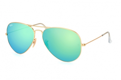 RAY-BAN AVIATOR FLASH LENSES S-RAY 3025-112/19(58IT)