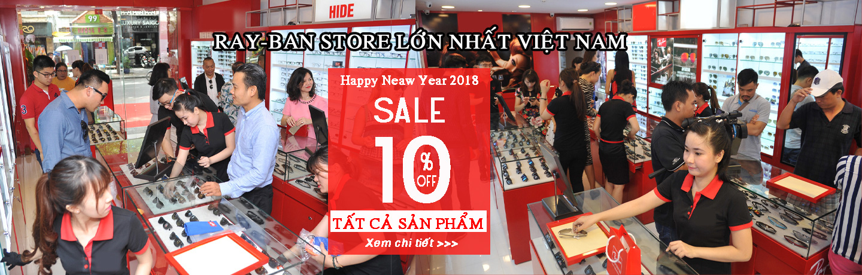 Eyewear STORE.vn Khuyến mãi chào đón Tết Nguyên Đán 2018