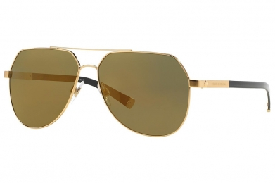 Dolce & Gabbana Gold Collection DG2133K-02/39
