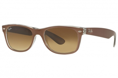 RAY-BAN NEW WAYFARER COLOR MIX S-RAY 2132F-6145/85(55IT)