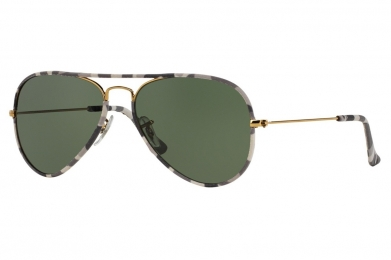 RAY-BAN AVIATOR FULL COLOR S-RAY 3025JM-171(58it)
