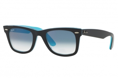 RAY-BAN ORIGINAL WAYFARER CLASSIC S-RAY 2140F-1001/3F(52IT)