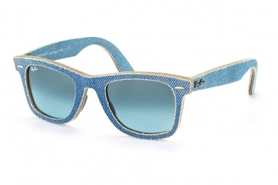 RAY-BAN ORIGINAL WAYFARER DENIM S-RAY 2140F-1164/4M(52IT)