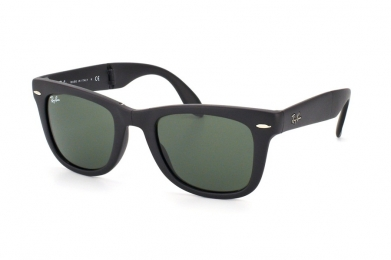 RAY-BAN WAYFARER FOLDING CLASSIC S-RAY 4105-601S(54IT)