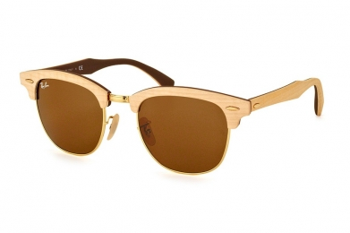 RAY-BAN CLUBMASTER WOOD S-RAY 3016M-1179(51IT)