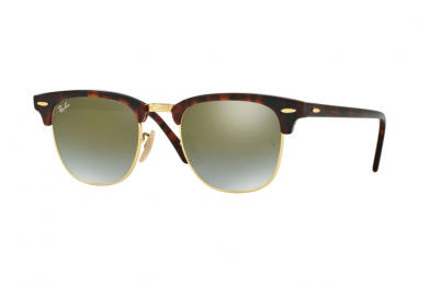 RAY-BAN CLUBMASTER FLASH LENSES GRADIENT S-RAY 3016-990/9J(51CN)